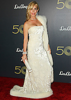 LOS ANGELES, CA, USA - DECEMBER 06: Michelle King Robson arrives at The Music Center's 50th Anniversary Spectacular held at The Music Center - Dorothy Chandler Pavilion on December 6, 2014 in Los Angeles, California, United States. (Photo by Celebrity Monitor)