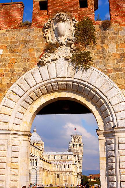 Piazza  del Miracoli - Pisa - Italy