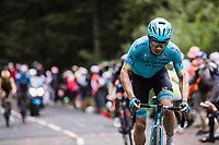 Miguel Angel Lopez (COL/Astana) up the Col de Marie Banque<br /> <br /> Stage 9 from Pau to Laruns 153km<br /> 107th Tour de France 2020 (2.UWT)<br /> (the 'postponed edition' held in september)<br /> ©kramon