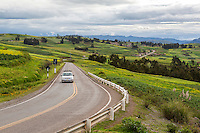 Peru, Urubamba Valley Countryside.