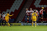 Doncaster Rovers v Brighton & Hove Albion<br /> 2.11.2013<br /> Sky Bet Championship<br /> Picture Shaun Flannery/Trevor Smith Photography<br /> David Lopez scores the 3rd goal for Brighton.
