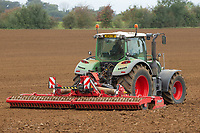 1.10.2020 Power harrowing<br /> ©Tim Scrivener Photographer 07850 303986<br />      ....Covering Agriculture In The