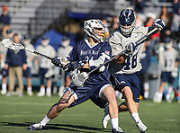 NCAA LACROSSE: Mount St. Mary's at Georgetown