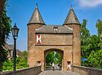 Deutschland, Nordrhein-Westfalen, Xanten: Eulenturm | Germany, Northrhine-Westphalia, Xanten: Owl Tower