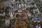 Oct. 24, 2012; Main Quad..Photo by Matt Cashore/University of Notre Dame