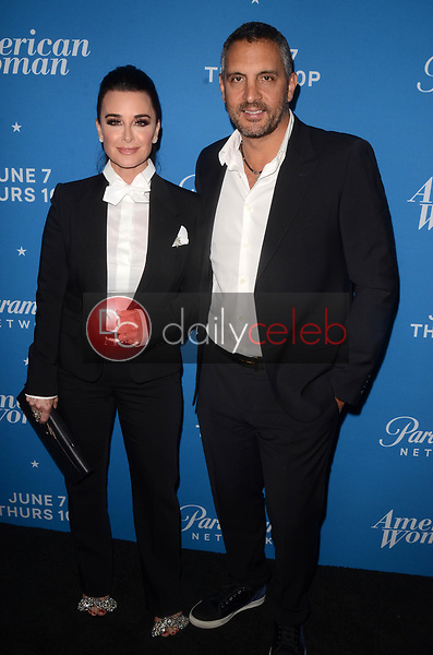 "Kyle Richards, Mauricio Umansky<br /> at the ""American Woman"" Premiere Party, Chateau Marmont, Los Angeles, CA 05-31-18<br /> David Edwards/DailyCeleb.com 818-249-4998"