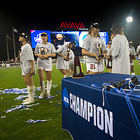 Stanford, CA - December 8, 2019: Paige Rubinstein at Avaya Stadium. The Stanford Cardinal won their 3rd National Championship, defeating the UNC Tar Heels 5-4 in PKs after the teams drew at 0-0.