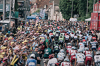 bunch sprint finish roll out<br /> <br /> 104th Tour de France 2017<br /> Stage 7 - Troyes › Nuits-Saint-Georges (214km)
