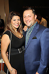 Trina and Miguel Adame at a VIP preview event for David Yurman's Meteorite Collection Tuesday Oct. 29,2013.  (Dave Rossman photo)