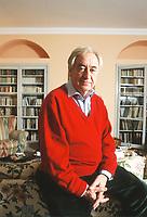 Cees Nooteboom, è uno scrittore olandese. © Leonnardo Cendamo