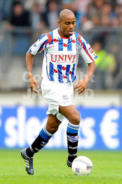 voetbal sc heerenveen - nec erediivisie seizoen 2008-2009 21-09-2008  ..