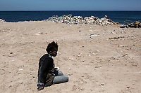 CROSSING LIBYA: THE HUMAN MARKETPLACE