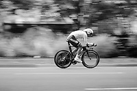 Tony Martin (DEU/Etixx-Quickstep) speeding along<br /> <br /> Elite Men TT<br /> UCI Road World Championships / Richmond 2015