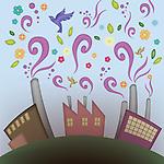Factories running with bio energy
