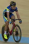 Ko Siu Wai of the IND competes in theMen Elite - Scratch 10km Final category during the Hong Kong Track Cycling National Championships 2017 at the Hong Kong Velodrome on 18 March 2017 in Hong Kong, China. Photo by Chris Wong / Power Sport Images