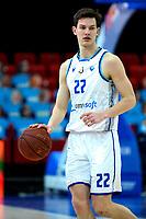 03-04-2021: Basketbal: Donar Groningen v Heroes Den Bosch: Groningen Donar speler Will Moreton