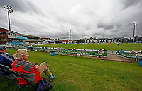 General view of the Spifire Ground during Kent CCC vs Sussex CCC, LV Insurance County Championship Group 3 Cricket at The Spitfire Ground on 14th July 2021