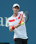 Andy Murray (GBR) Defeats Florian Mayer (GER 7-6, 6-2, 6-2