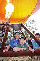20150201 01 February Hot Air Balloon Cairns