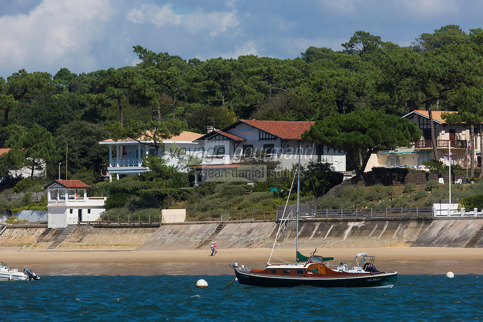 France, Gironde (33),Bassin d'Arcachon, Arcachon:   //  France, Gironde, Bassin d'Arcachon, Arcachon: