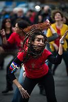 25.01.2020 - Flash Mob Artisti Resistenti. Uniti In Un grido di PACE! - Demo for Peace In Rome