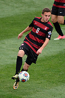 Chester, PA - Sunday December 10, 2017: Jared Gilbey. Stanford University defeated Indiana University 1-0 in double overtime during the NCAA 2017 Men's College Cup championship match at Talen Energy Stadium.