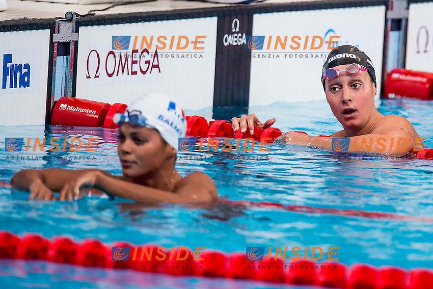 MIZZAU Alice ITA<br /> 400 Freestyle Women Heats<br /> Swimming - Kazan Arena<br /> Day10 02/08/2015<br /> XVI FINA World Championships Aquatics Swimming<br /> Kazan Tatarstan RUS July 24 - Aug. 9 2015 <br /> Photo A.Masini/Deepbluemedia/Insidefoto