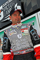 28-31 January, 2010, Daytona Beach, Florida  USA.The sly Davey Jones returns to the Rolex 24..©F. Peirce Williams 2010 USA.