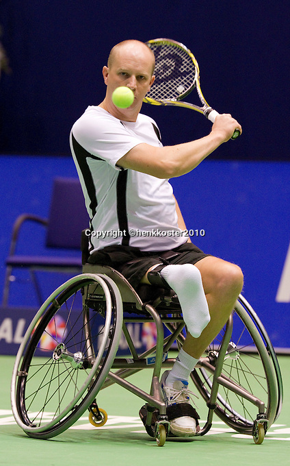 17-12-10, Tennis, Rotterdam, Reaal Tennis Masters 2010,    Ronald Vink