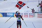 IBU World Championships Biathlon 2019 Ostersund  Single Mixed Relay event in Ostersund, Sweden on March 14, 2019; Johannes Thingens Boe (NOR)