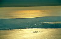Deutschland, Nordsee, Wattenmeer, Wellen, Gold, Sandbank,  Wasser, Eiderstedt, Nationalpark Schleswigholsteinisches Wattenmeer, Blick von Norden [ber Eiderstedt auf Trieschen