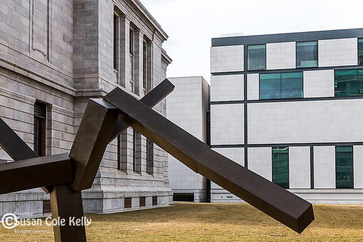 The Museum of Fine Arts, Boston, Massachusetts, USA