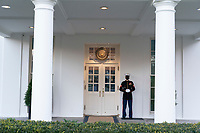 The West Wing of the White House in Washington, DC, January 13, 2021 after the U.S. House of Representatives voted to impeach U.S. President Donald Trump. Credit: Chris Kleponis / Pool via CNP /MediaPunch