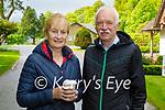 Enjoying a stroll in the Demesne in Killarney on Sunday, l to r: Breda and Denny Murphy.