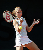 16-8-06,Amsterdam, tennis , NK, Marrit Boonstra