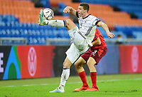 6th August 2020, Basel, Switzerland. UEFA National League football, Switzerland versus Germany;  Robin Gosens (ger)