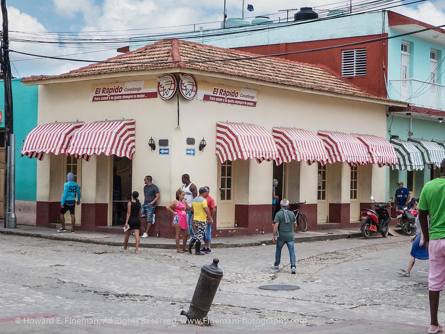 Trinidad Fast Food