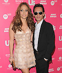 Jennifer Lopez Anthony & Marc Anthony at the Annual US Weekly Hot Hollywood Style Party at Drai's in Hollywood, California on April 22,2010                                                                   Copyright 2010  DVS / RockinExposures