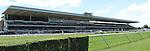June 6, 2014:The grandstand of Belmont Park. Sue Kawczynski/ESW/CSM