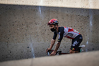 Caleb Ewan (AUS/Lotto Soudal) at the race start in Riemst<br /> <br /> 17th Benelux Tour 2021<br /> Stage 5 from Riemst to Bilzen (BEL/192km)<br /> <br /> ©kramon