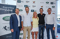 05-2020 NZL-Land Rover Horse of the Year Show Official Media Press Conference