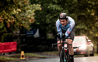 Brent Van Moer (BEL/Lotto-Soudal) will end up 5th eventually<br /> Men U23 Individual Time Trial<br /> <br /> 2019 Road World Championships Yorkshire (GBR)<br /> <br /> ©kramon