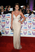 Danielle Lloyd<br /> arriving for the Pride of Britain Awards 2018 at the Grosvenor House Hotel, London<br /> <br /> ©Ash Knotek  D3456  29/10/2018