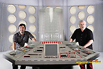 Colin Baker with 1980s Tardis Console_gallery