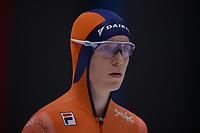 SPEEDSKATING: 24-11-2019 Tomaszów Mazowiecki (POL), ISU World Cup Arena Lodowa, 1500m Ladies Division A, Reina Anema (NED), ©photo Martin de Jong