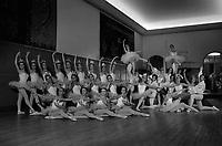 23 Septembre 1970. Vue de la représentation d'un corps de ballet au théâtre du Capitole.