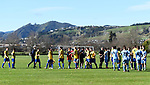 NELSON, NEW ZEALAND - MPL - Nelson Suburbs v Cashmere Tech. Saxton Field, Nelson, New Zealand. Sunday 30 August 2020. (Photo by Trina Brereton/Shuttersport Limited)