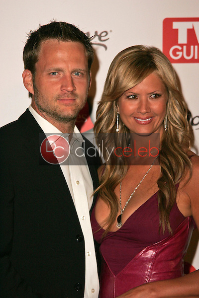 Nancy O'dell and husband Keith<br />at the TV Guide Emmy After Party. Social, Hollywood, CA. 08-27-06<br />Dave Edwards/DailyCeleb.com 818-249-4998