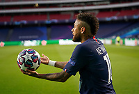 23rd August 2020, Estádio da Luz, Lison, Portugal; UEFA Champions League final, Paris St Germain versus Bayern Munich; Neymar (PSG)