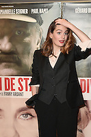 Luna PICOLI TRUFFAUT ( petite fille de Francois Truffaut ) - Avant premiere du film ' Le Divan de Staline ' le 10 janvier 2017 - Paris - France